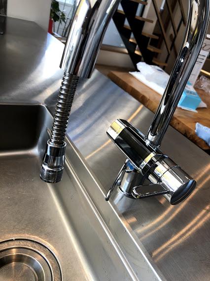 水栓メンテナンス